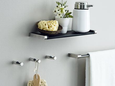 Badezimmer-Accessoires - vielseitiges Design im Bad
