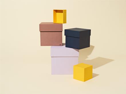 Aufbewahrungsboxen - ästhetische Ordnungshelfer