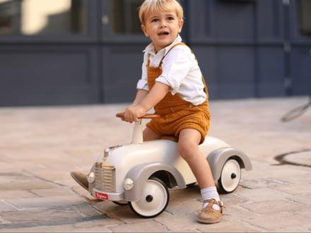 Das Baghera Tretfahrzeug - ein Spaß für kleine und große Rennfahrer