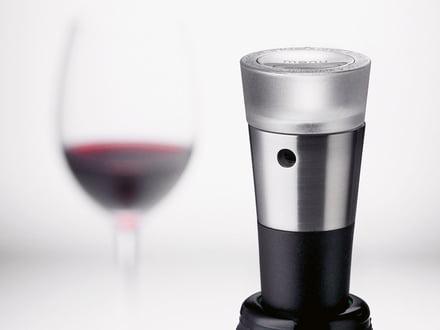 Menu Vakuumverschluss Weinzubehör
