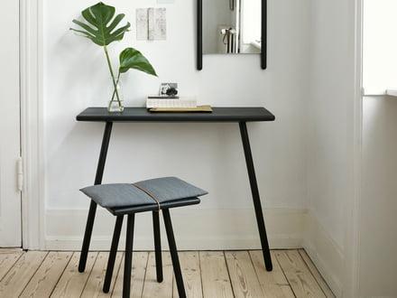 konsolentisch in wei mehr kaufen. Black Bedroom Furniture Sets. Home Design Ideas