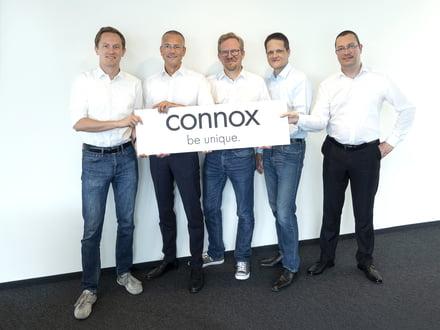 Connox Geschäftsführer und Mitgesellschafter