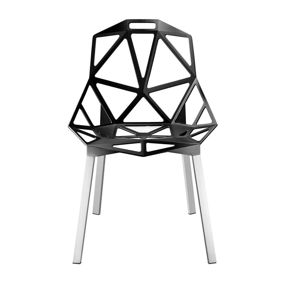 Chair one stapelstuhl von magis for Grcic stuhl