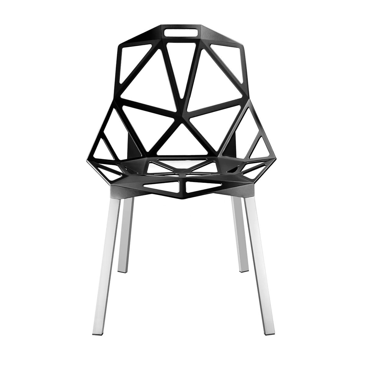 chair one stapelstuhl von magis. Black Bedroom Furniture Sets. Home Design Ideas