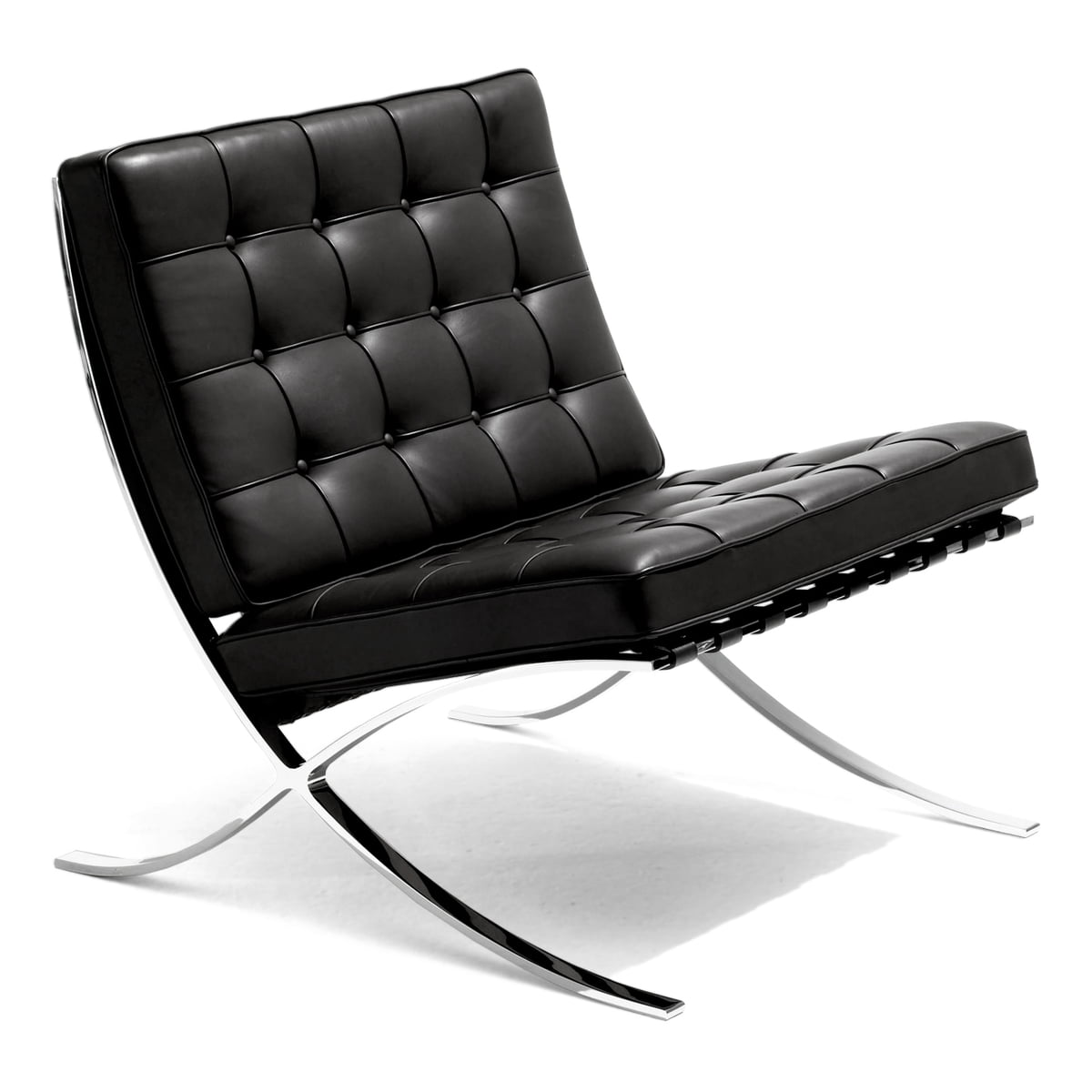 Sessel zeichnung  Barcelona Sessel | Knoll | connox.at