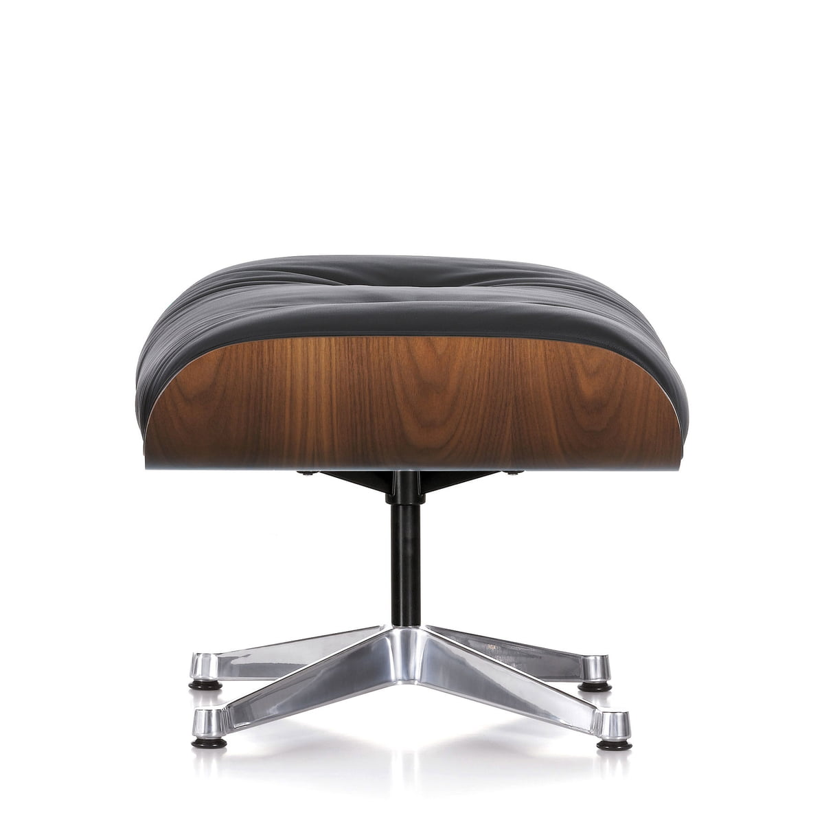 vitra ottoman f r lounge chair bei. Black Bedroom Furniture Sets. Home Design Ideas