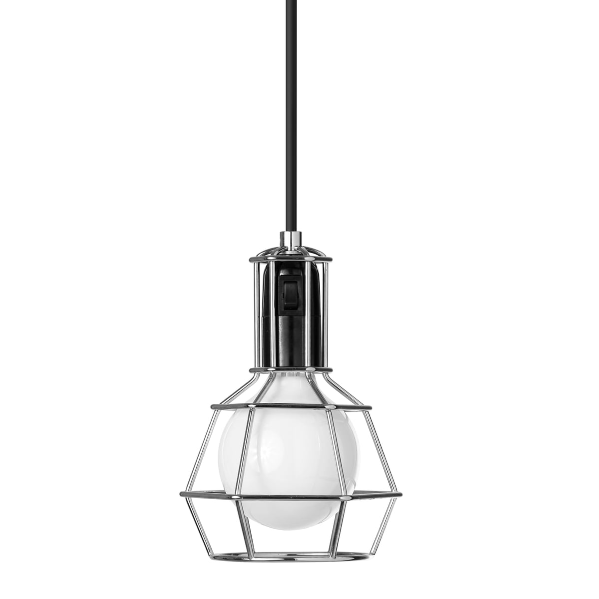 Design House Stockholm Work Lamp (Limited Edition), grau