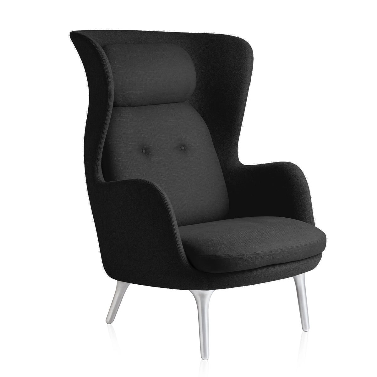 ro sessel von fritz hansen. Black Bedroom Furniture Sets. Home Design Ideas