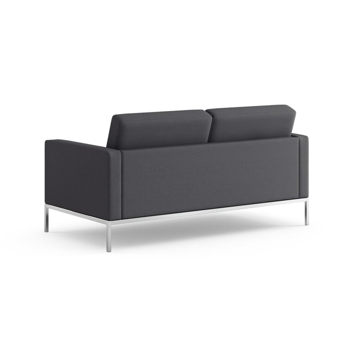 florence 2 sitzer sofa von knoll connox. Black Bedroom Furniture Sets. Home Design Ideas