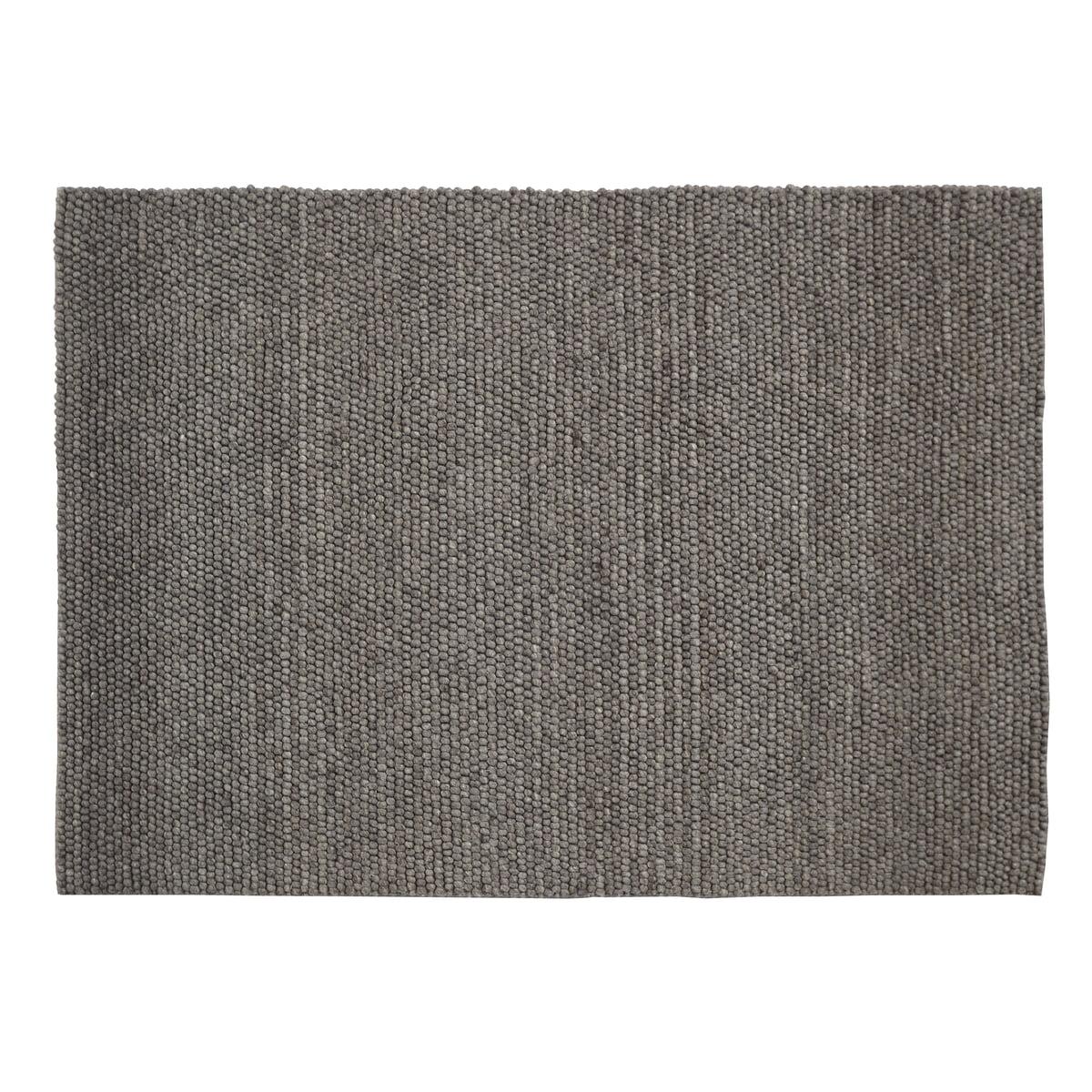 hay peas teppich dark grey. Black Bedroom Furniture Sets. Home Design Ideas