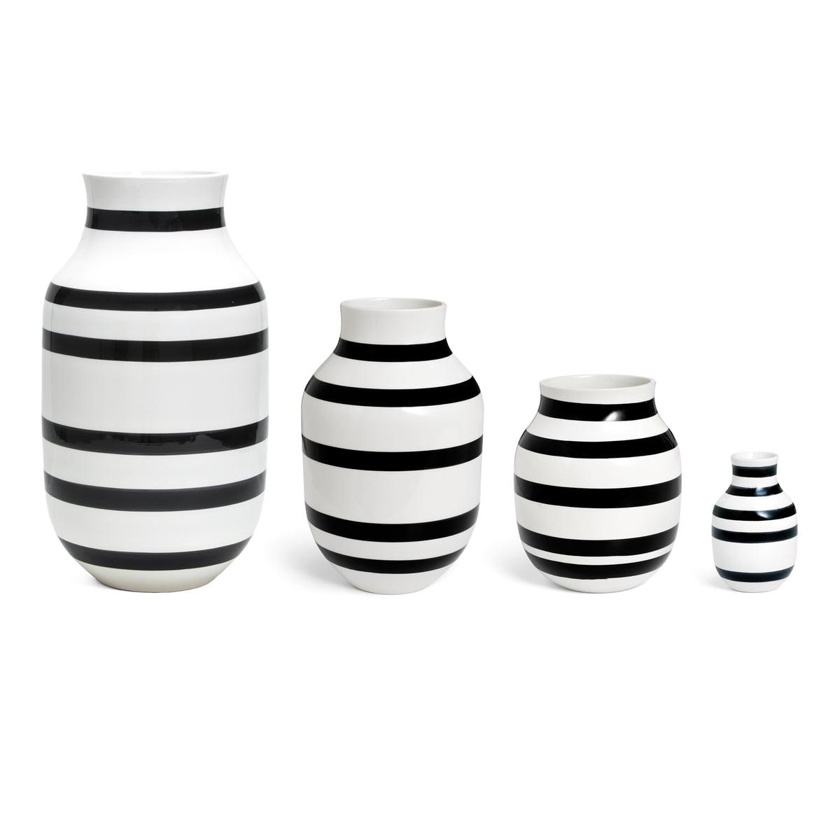 omaggio vase h 12 5 cm von k hler design. Black Bedroom Furniture Sets. Home Design Ideas