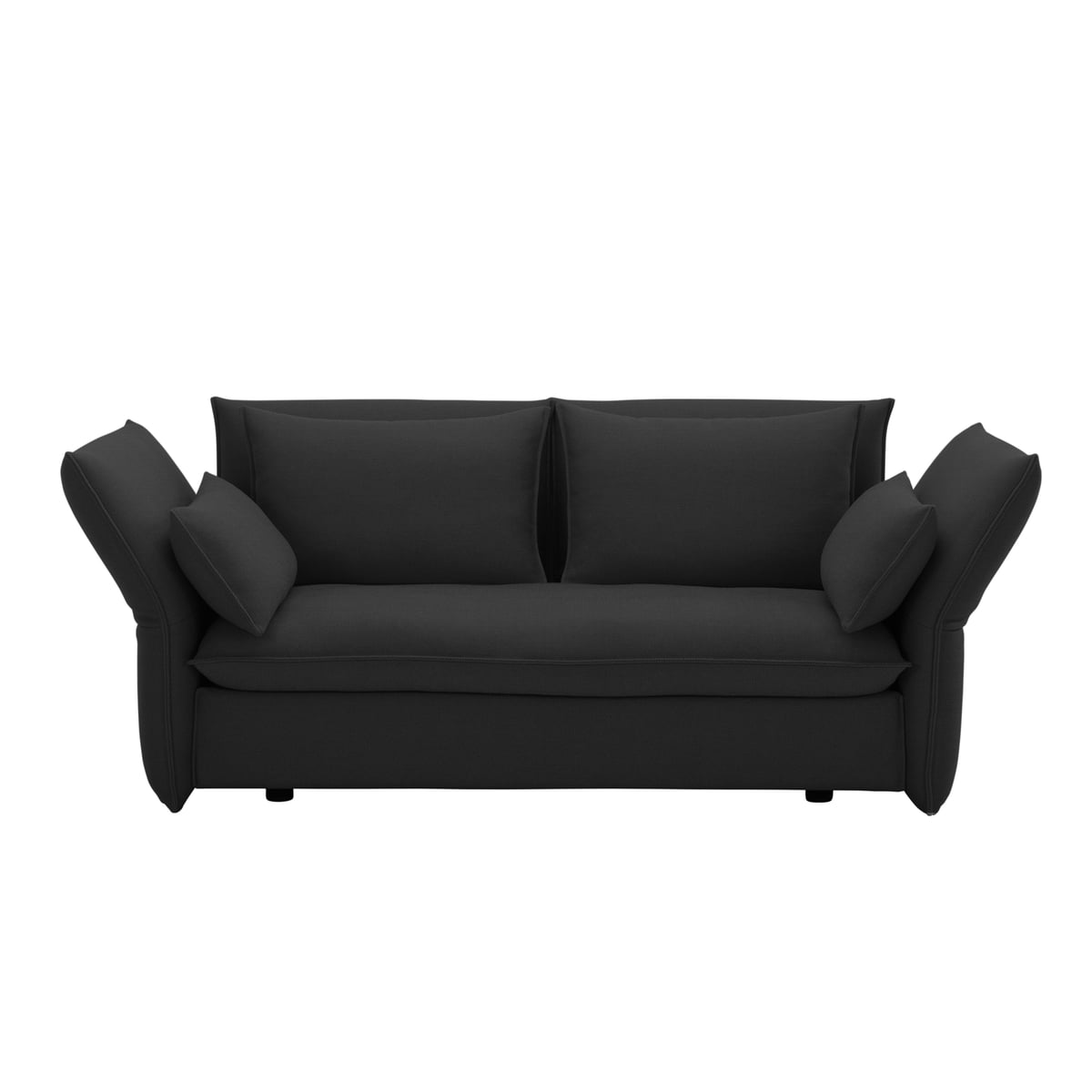 mariposa sofa 2 5 sitzer von vitra bei. Black Bedroom Furniture Sets. Home Design Ideas