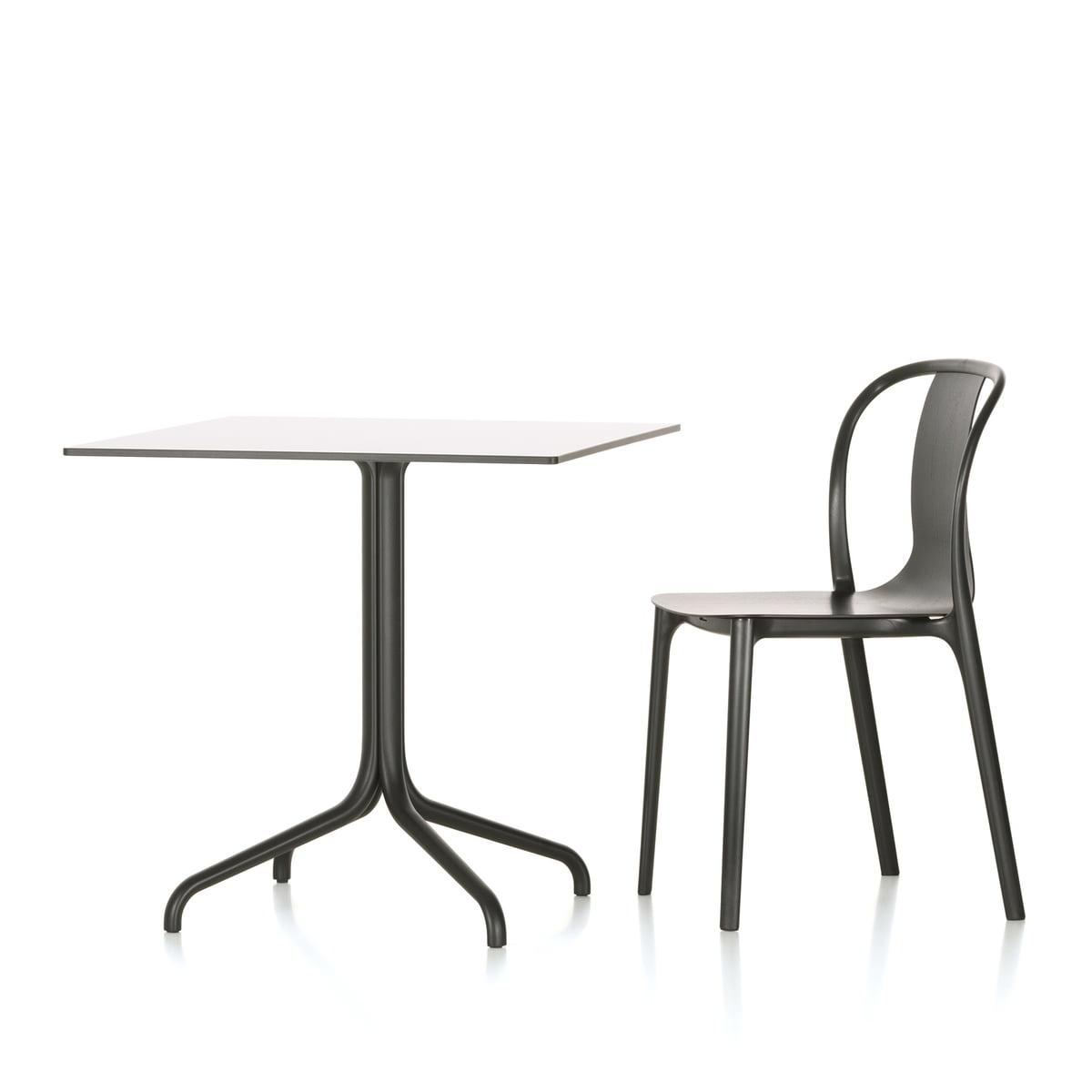 belleville bistrotisch von vitra bei. Black Bedroom Furniture Sets. Home Design Ideas