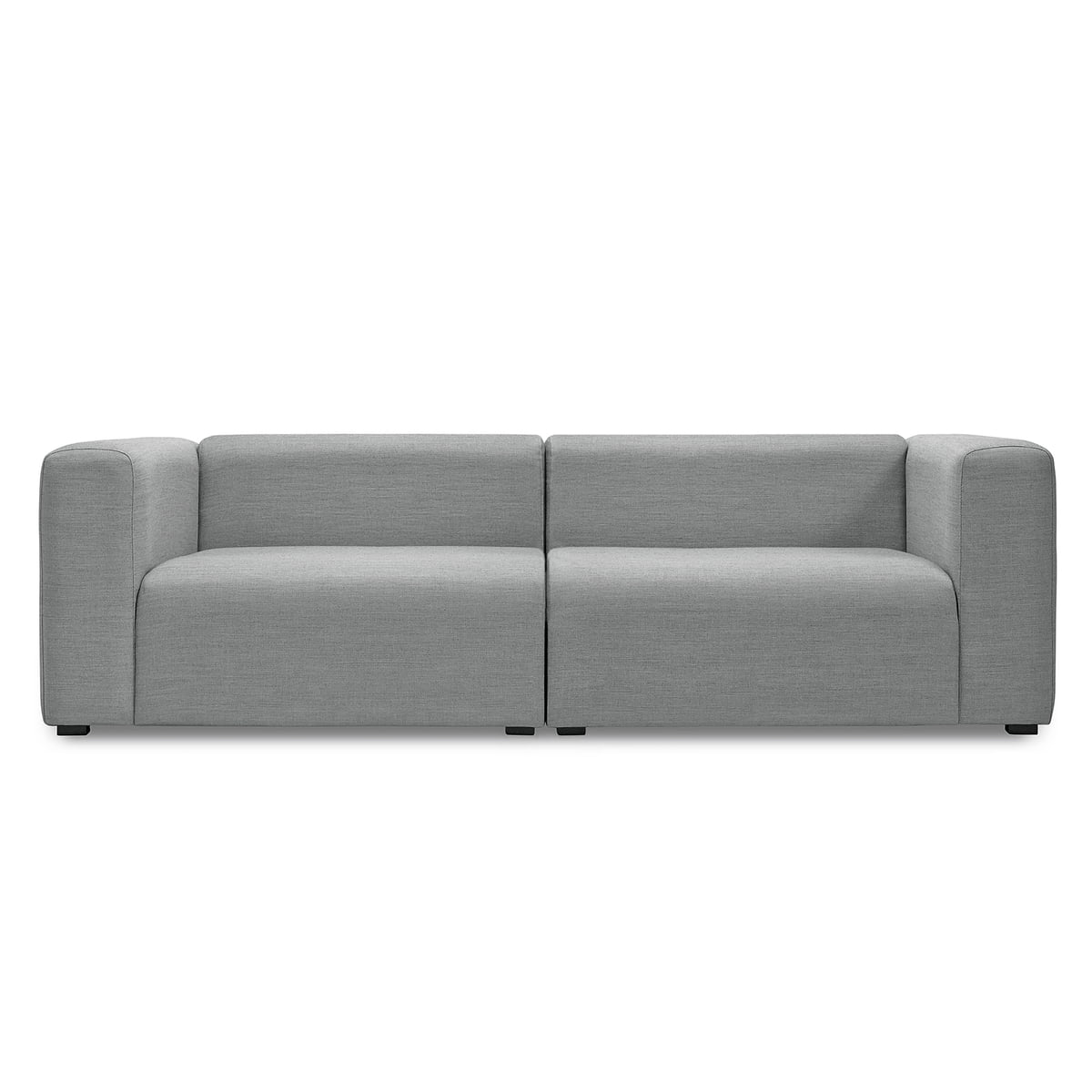 Terrific Hay Mags Sofa 2 5 Sitzer Kombination 1 Hellgrau Surface 120 Gmtry Best Dining Table And Chair Ideas Images Gmtryco