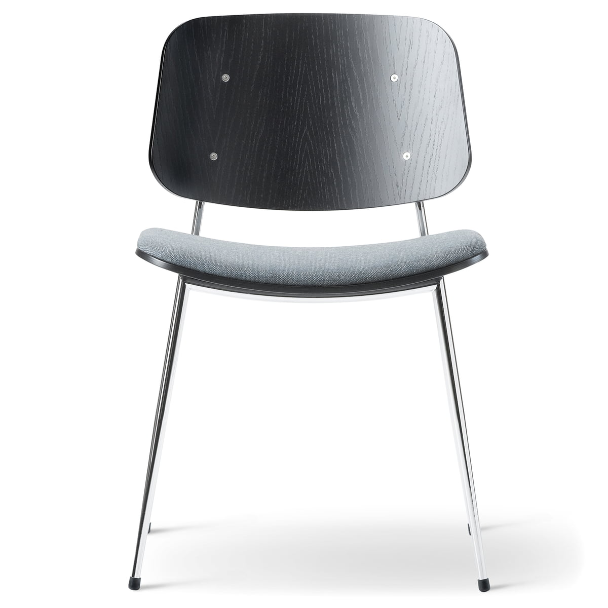 stühle mit metallbeinen