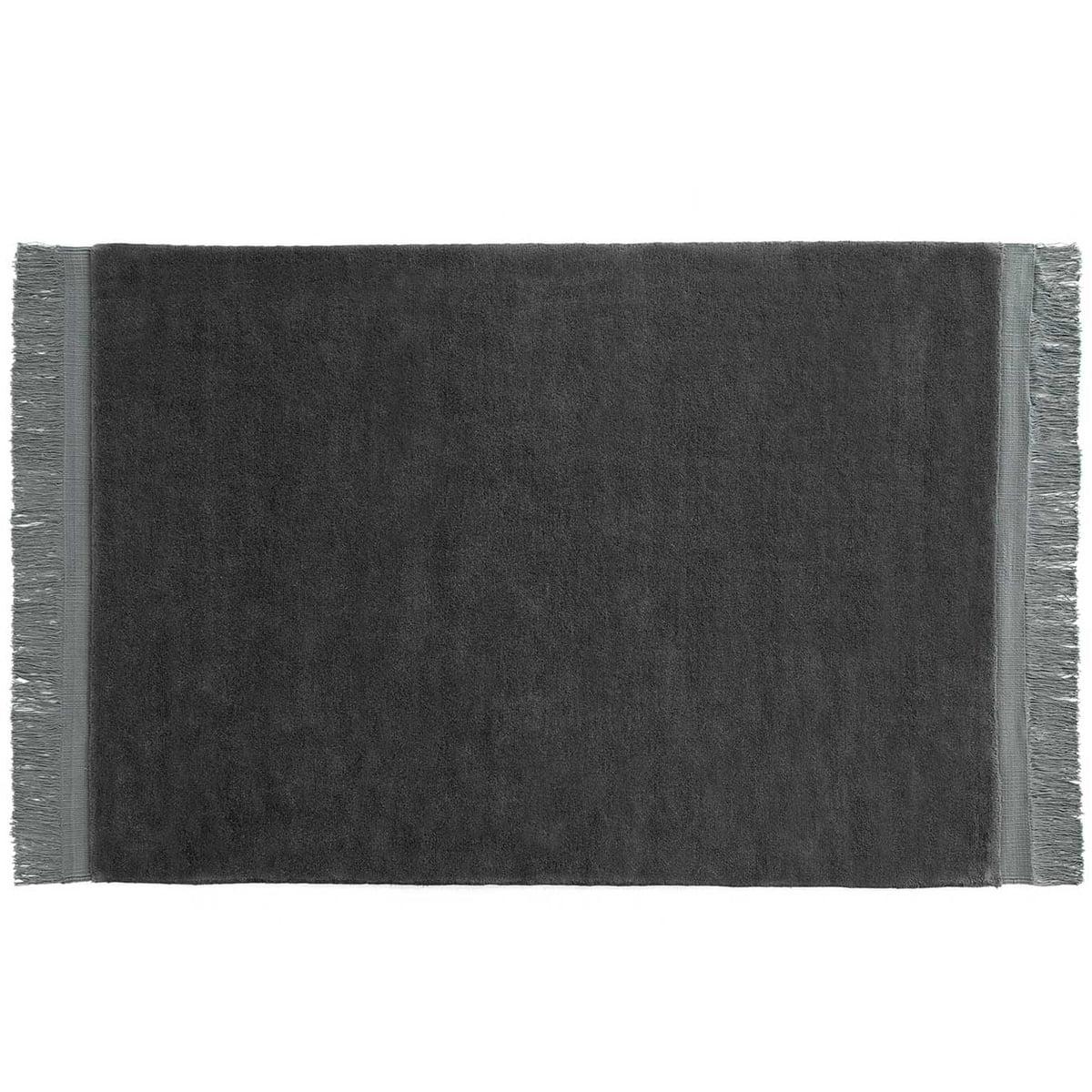 teppich raw von hay mit fransen jetzt bei. Black Bedroom Furniture Sets. Home Design Ideas