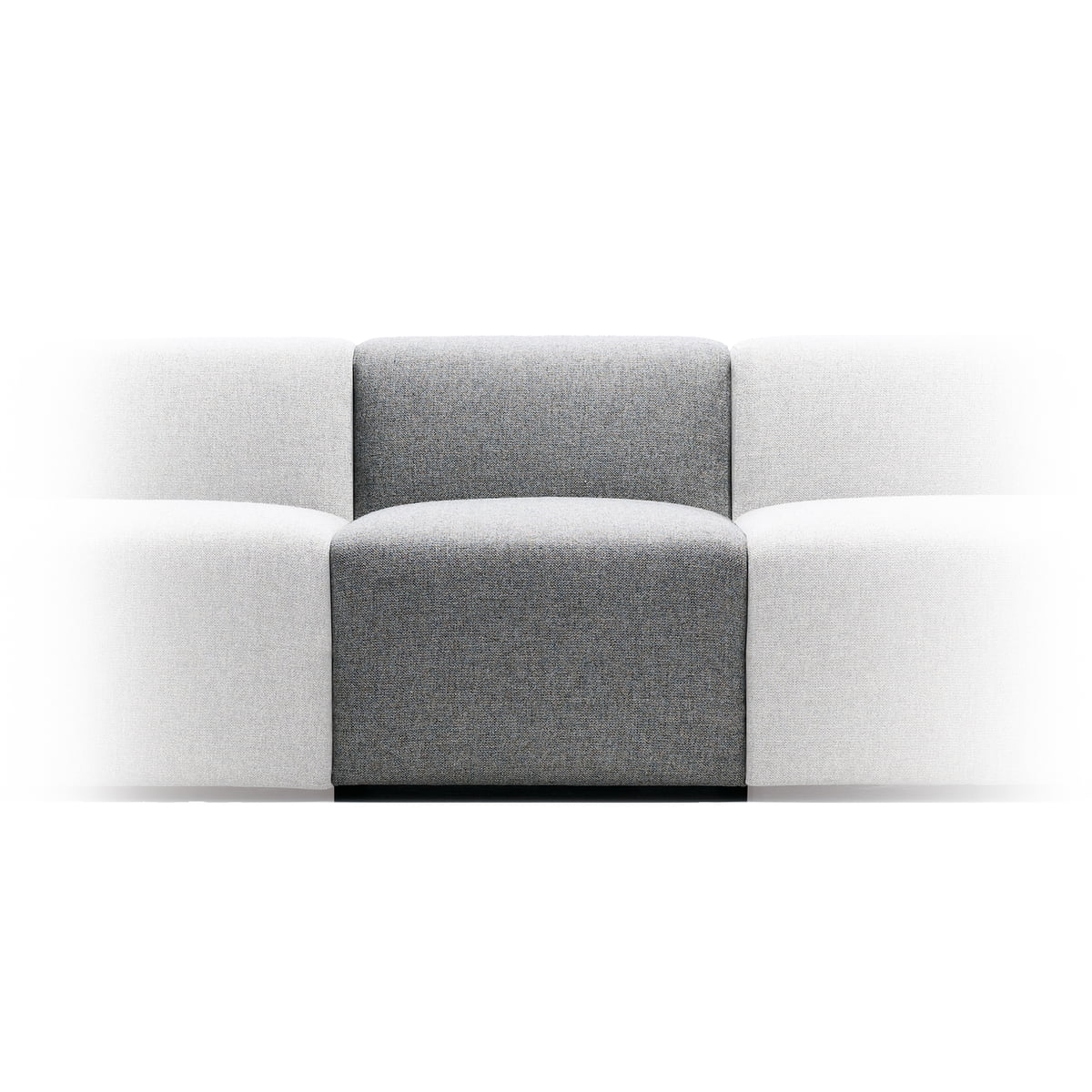 mags sofa module narrow von hay. Black Bedroom Furniture Sets. Home Design Ideas