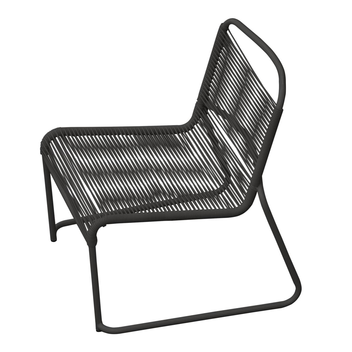 Lido lounge sessel von fiam for Sessel 50 euro