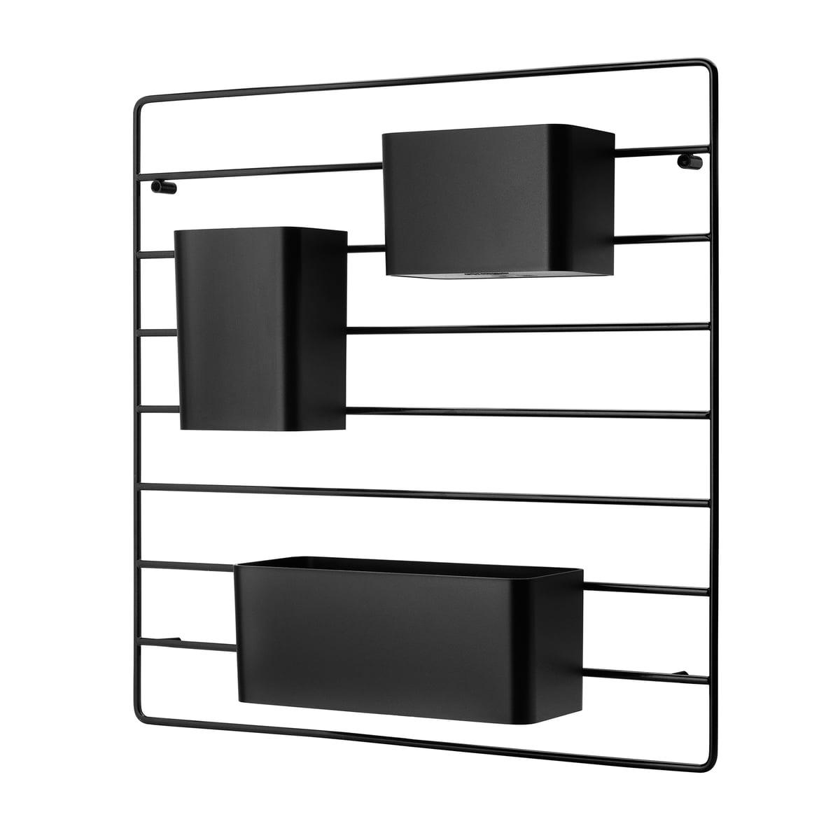 grid wandraster von string online kaufen connox. Black Bedroom Furniture Sets. Home Design Ideas