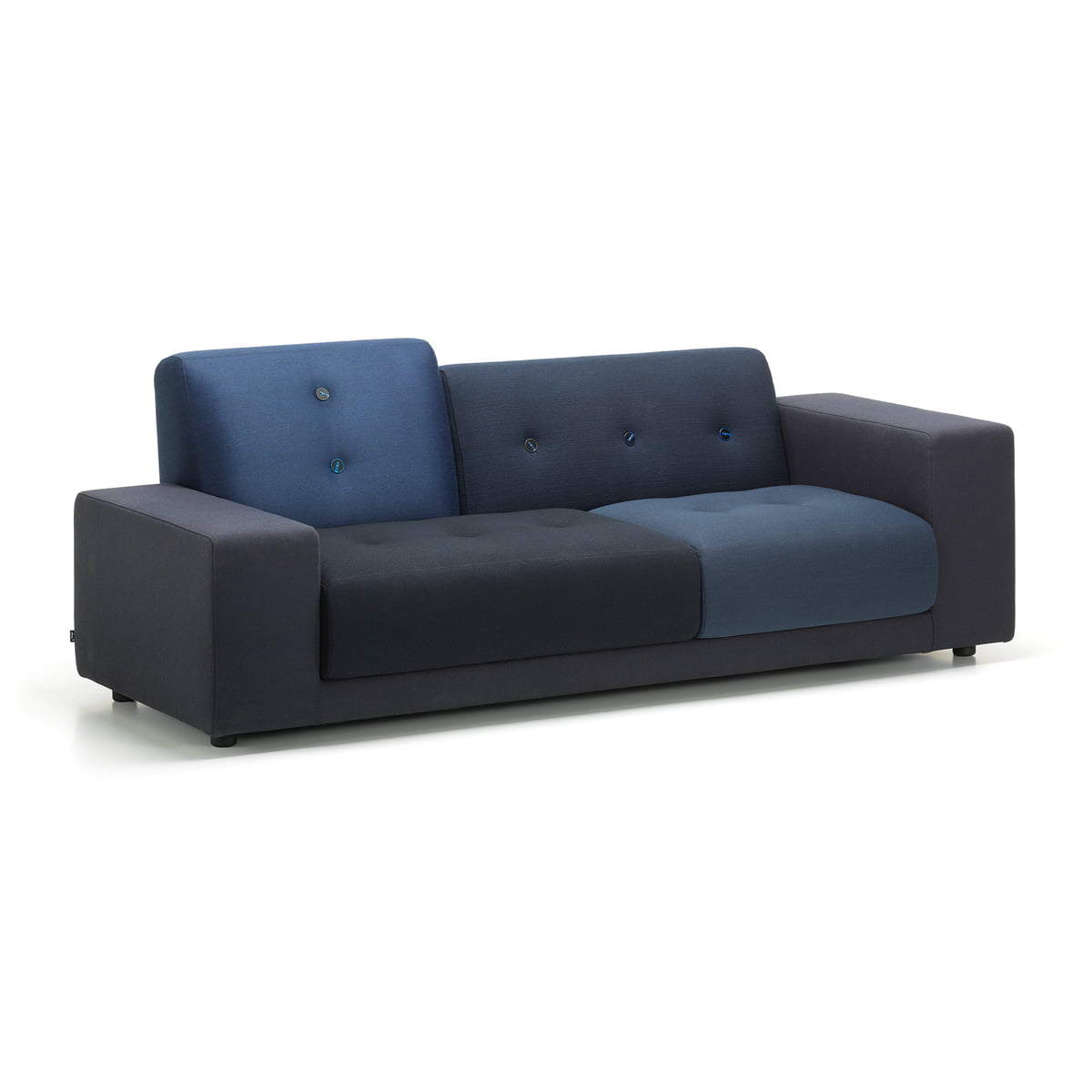 polder compact sofa von vitra. Black Bedroom Furniture Sets. Home Design Ideas