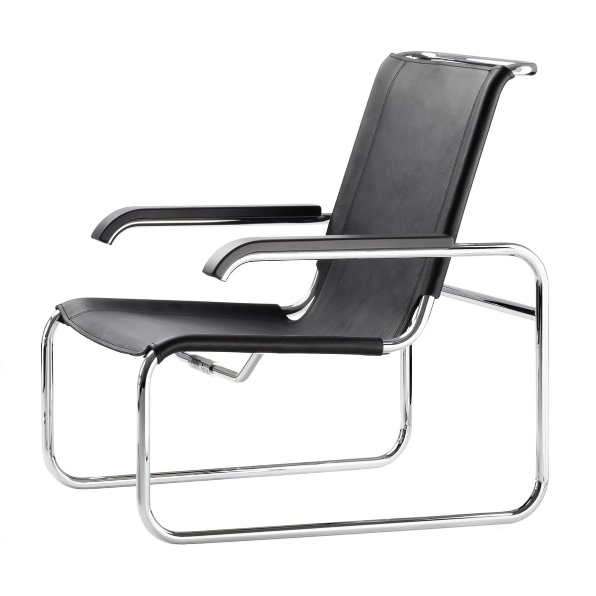 s 35 l sessel von thonet. Black Bedroom Furniture Sets. Home Design Ideas