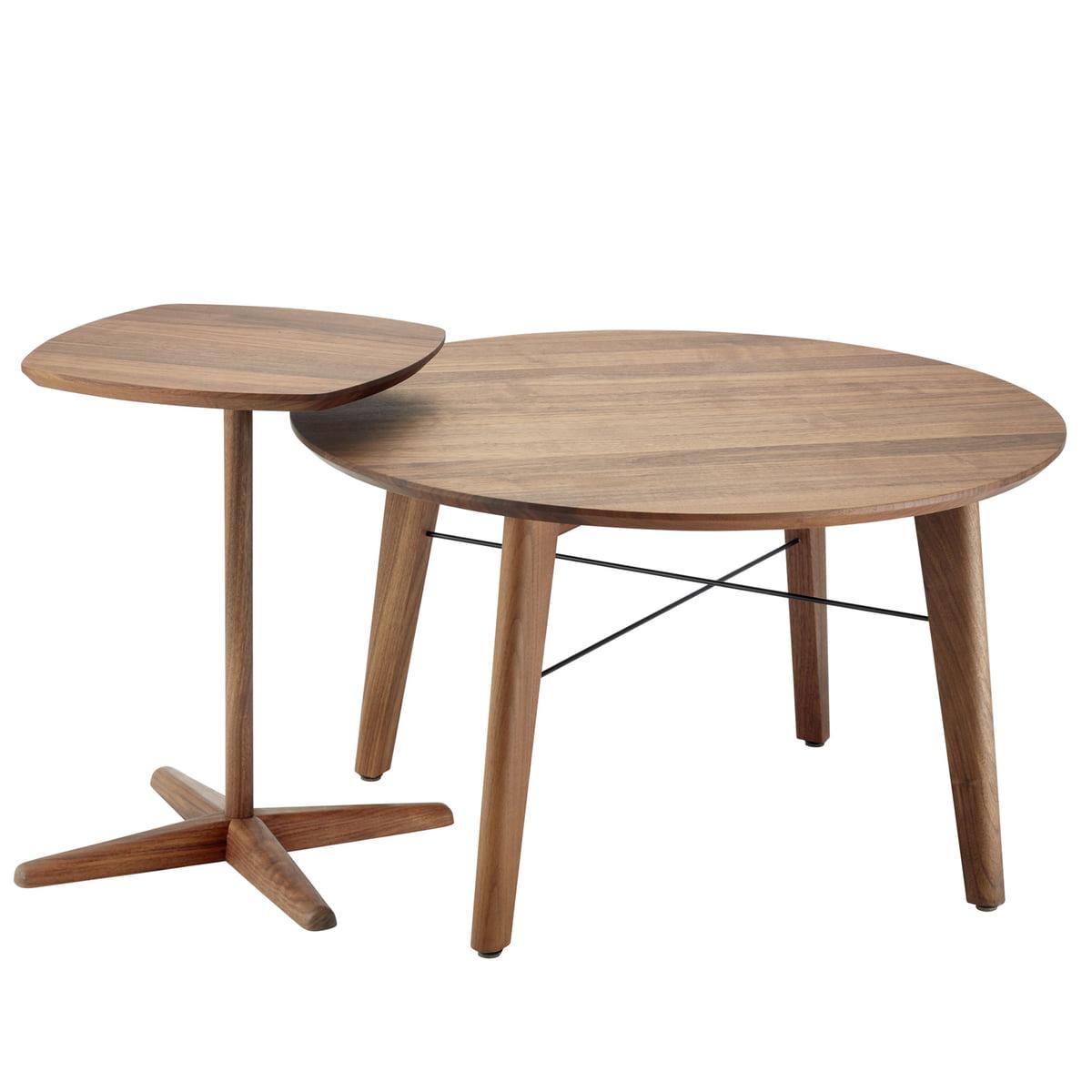 s 1860 couchtisch von thonet. Black Bedroom Furniture Sets. Home Design Ideas