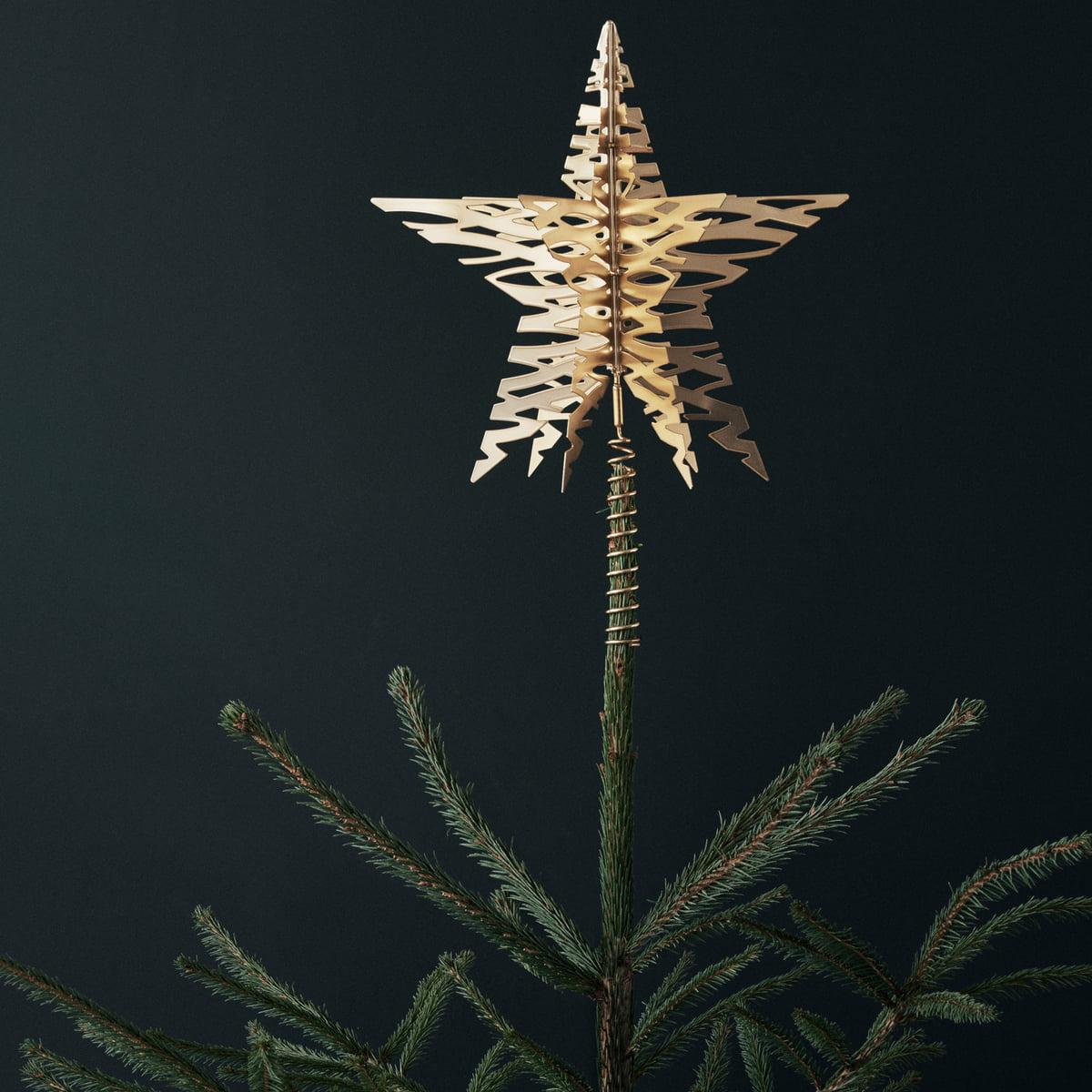 tangle weihnachtsbaum stern von stelton. Black Bedroom Furniture Sets. Home Design Ideas