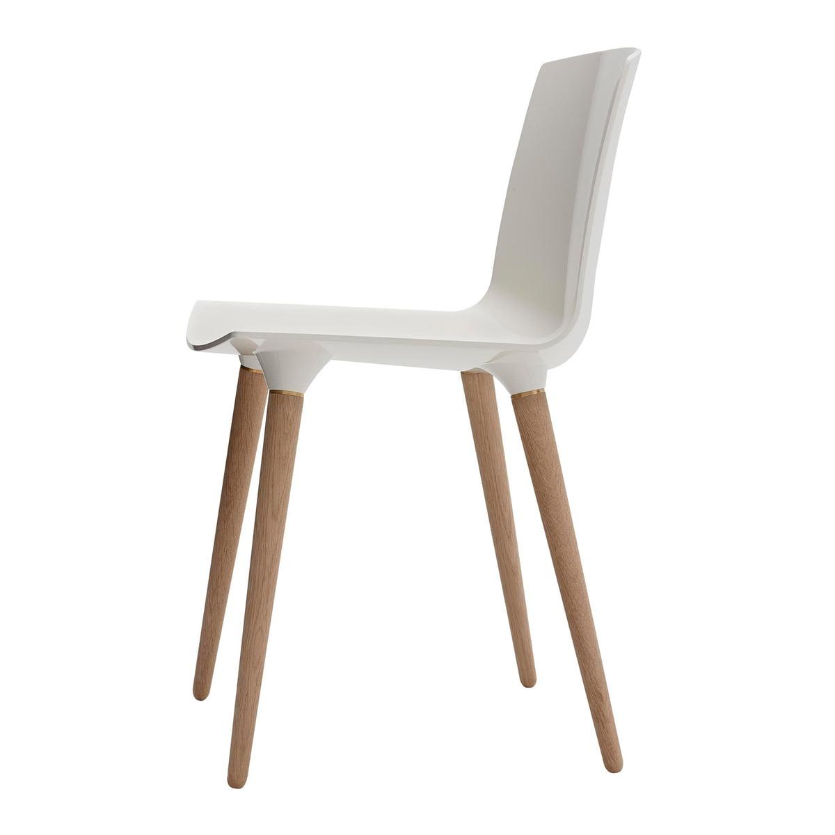 stuhl eiche wei finest normann copenhagen stuhl form design simon legald weiss eiche with stuhl. Black Bedroom Furniture Sets. Home Design Ideas