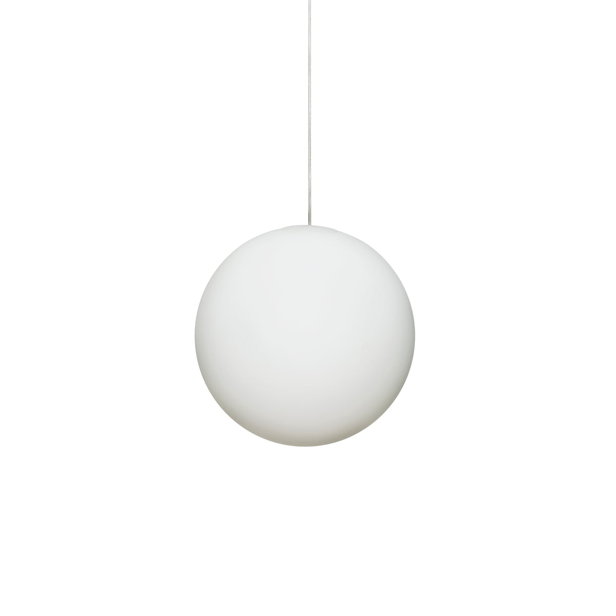 Design House Stockholm Luna Pendelleuchte Ø 16 cm, weiß