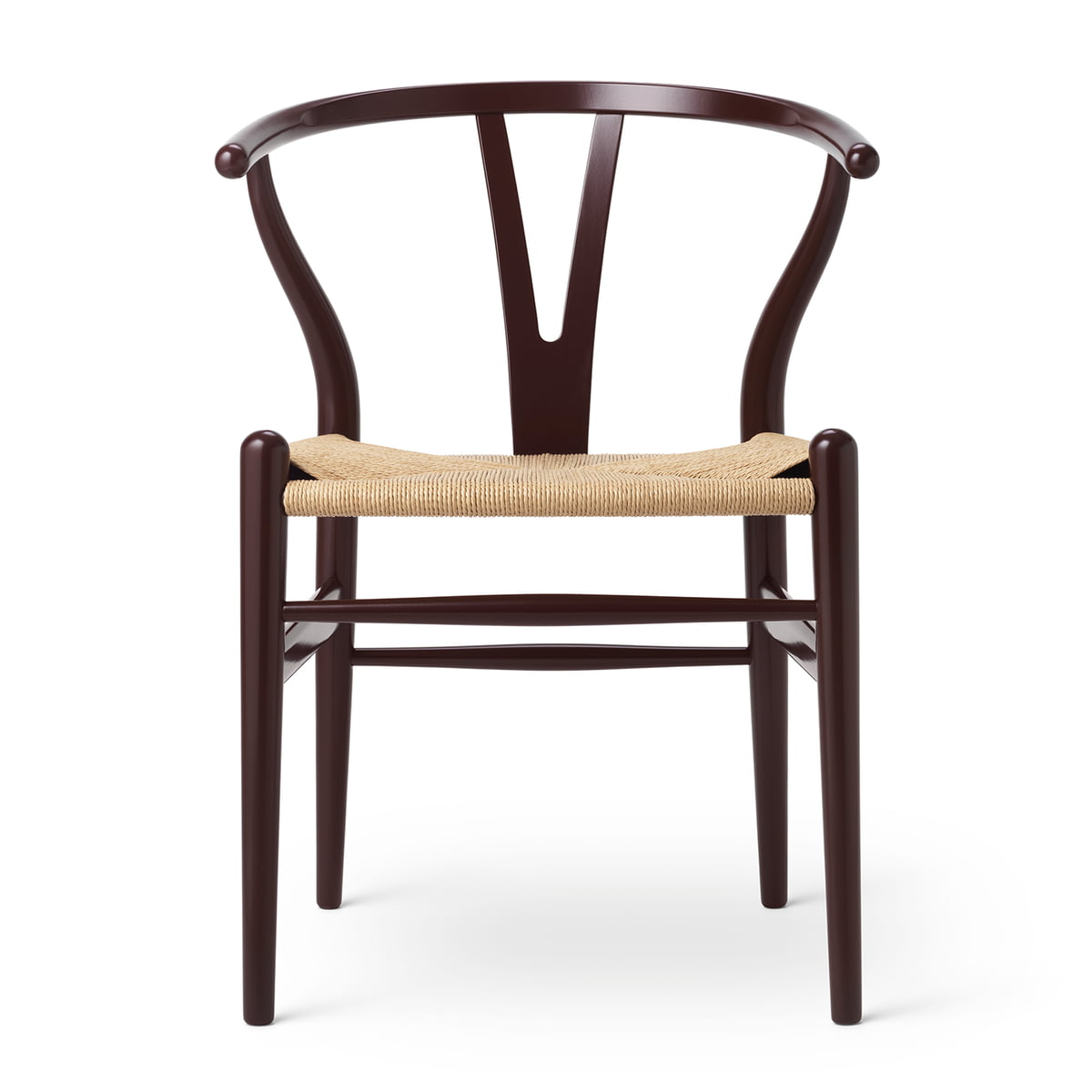 ch24 wishbone chair von carl hansen. Black Bedroom Furniture Sets. Home Design Ideas