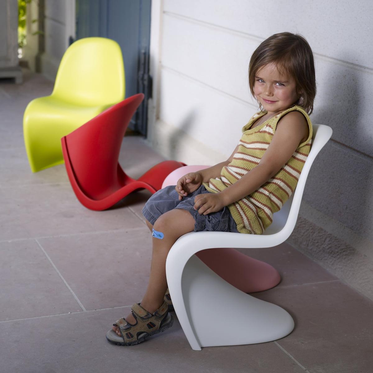 panton junior von vitra bei. Black Bedroom Furniture Sets. Home Design Ideas
