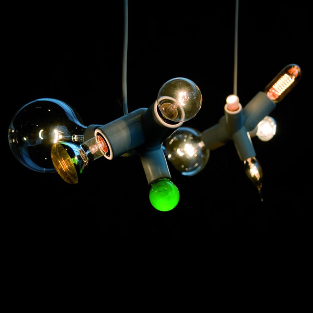 Moooi Clusterlamp Fassung, weiß