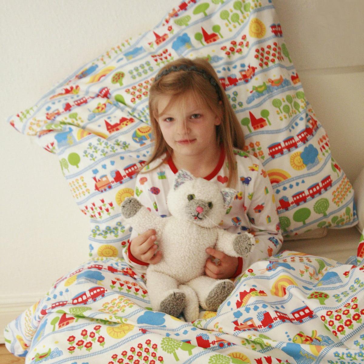 bettwsche kind finest duns sweden kinder bettwaesche. Black Bedroom Furniture Sets. Home Design Ideas