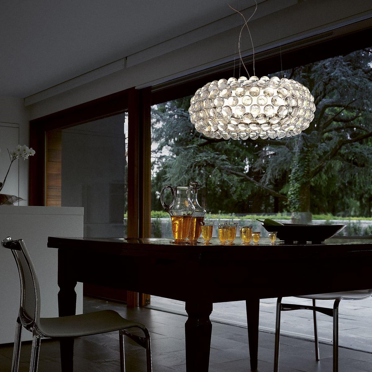 foscarini caboche led pendelleuchte bei. Black Bedroom Furniture Sets. Home Design Ideas