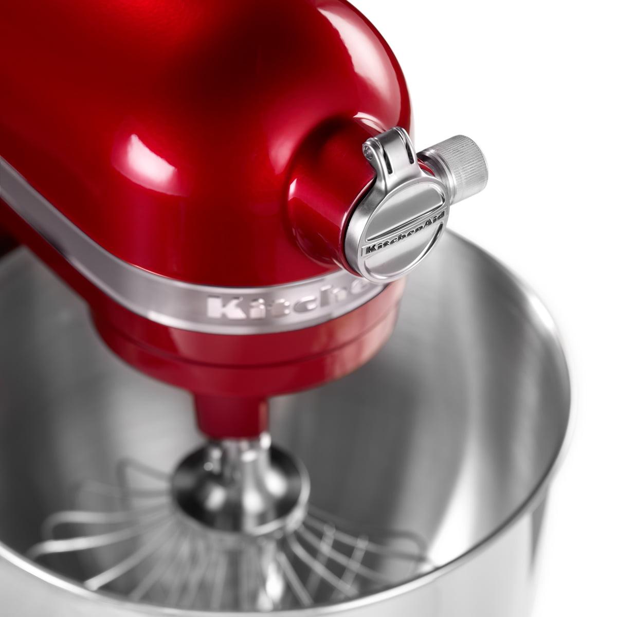 Kitchenaid Küchenmaschine Artisan Rot 5ksm150pseer: Liter