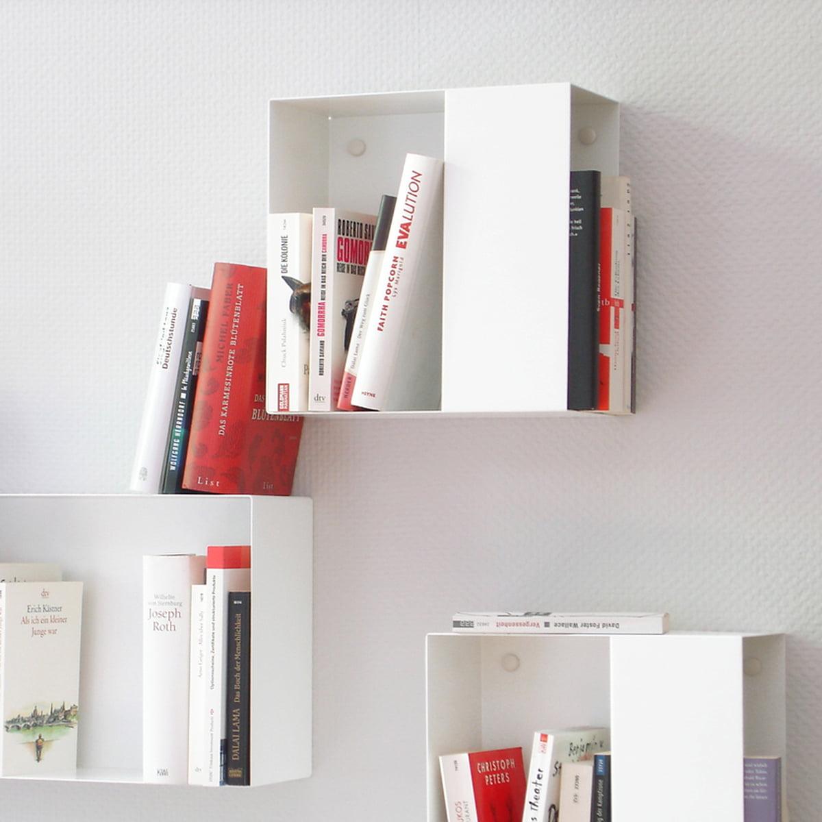 2side Bücherregal von vonbox bei connox.at