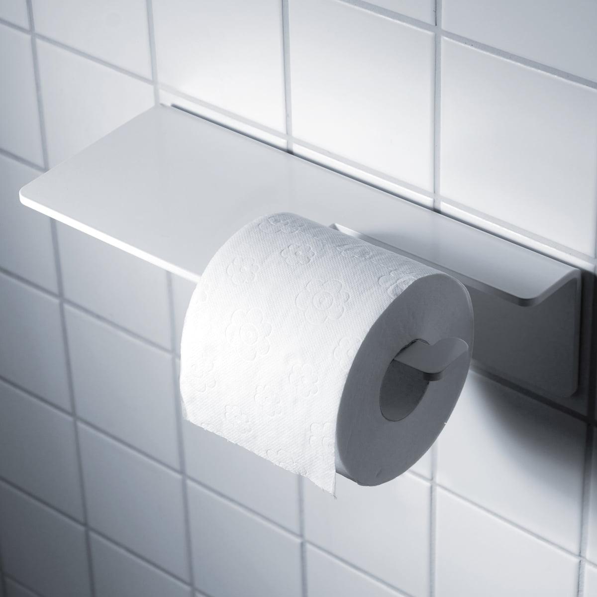 Puro Toilettenpapierhalter von Radius Design | Connox.at