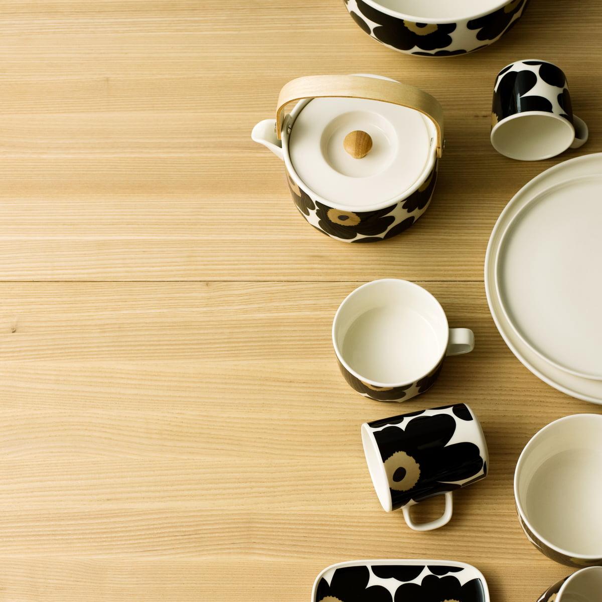 oiva unikko teekanne von marimekko bei. Black Bedroom Furniture Sets. Home Design Ideas