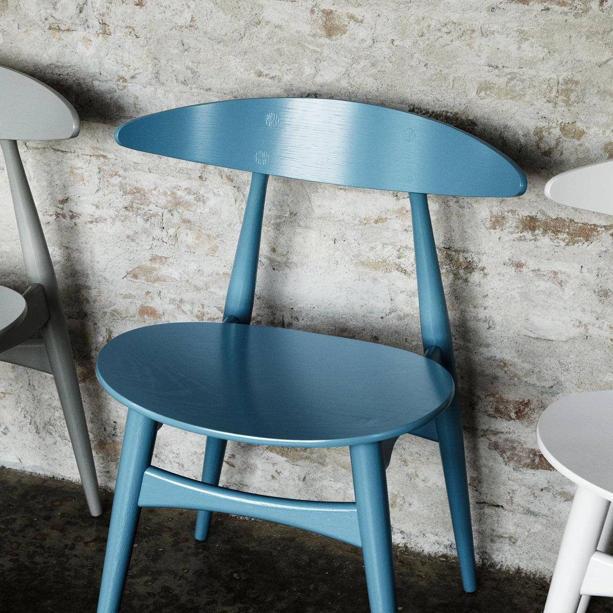 carl hansen ch33 t stuhl bei. Black Bedroom Furniture Sets. Home Design Ideas