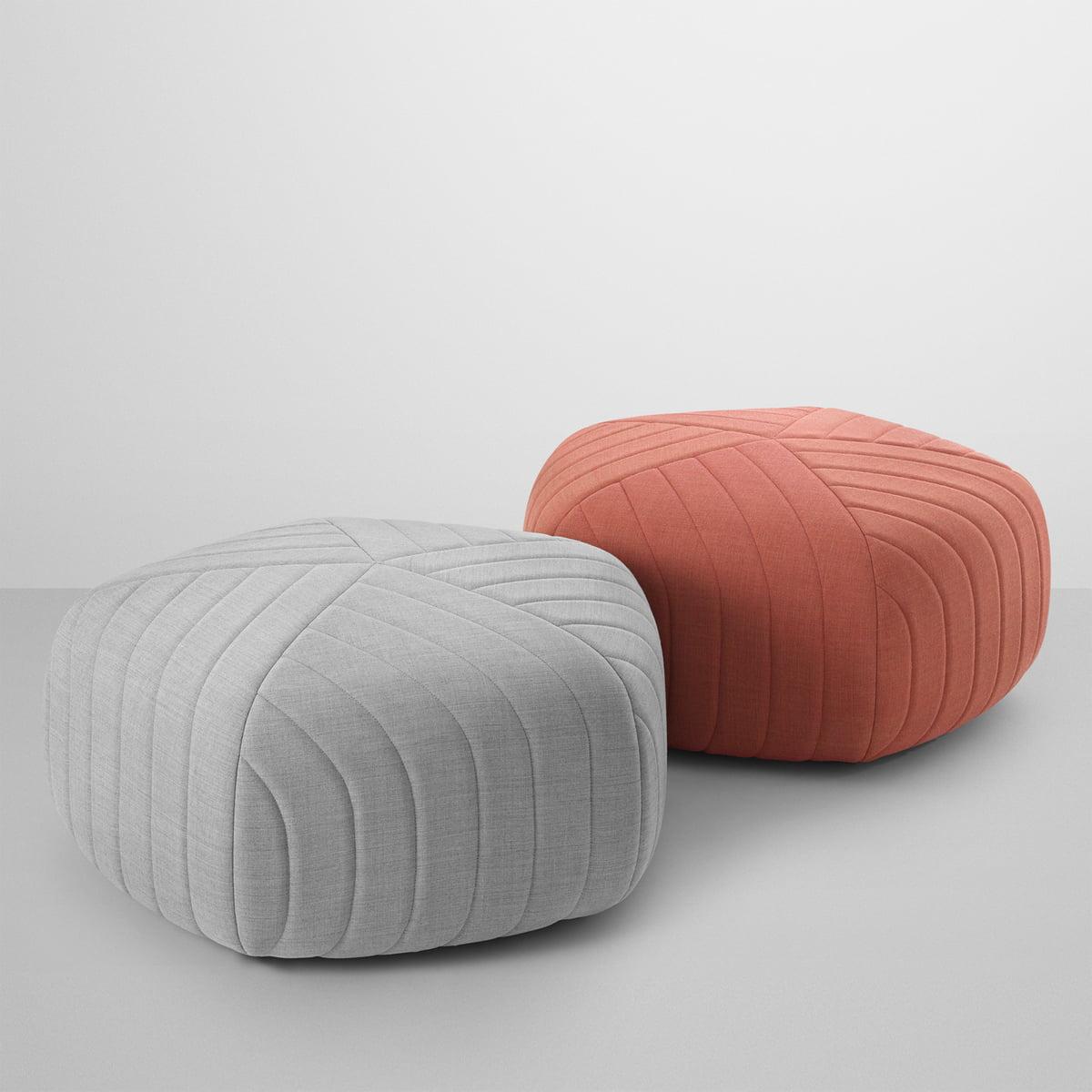 five pouf von muuto bei. Black Bedroom Furniture Sets. Home Design Ideas