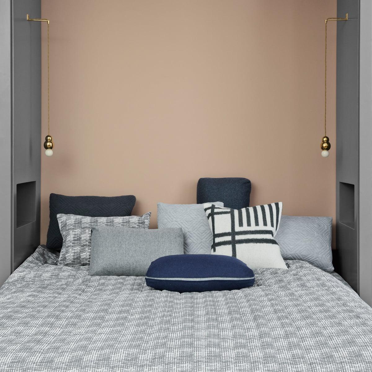 quilt kissen von ferm living bei kaufen. Black Bedroom Furniture Sets. Home Design Ideas