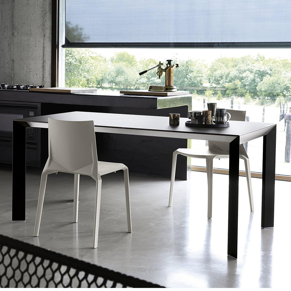 nori esstisch von kristalia bei kaufen. Black Bedroom Furniture Sets. Home Design Ideas