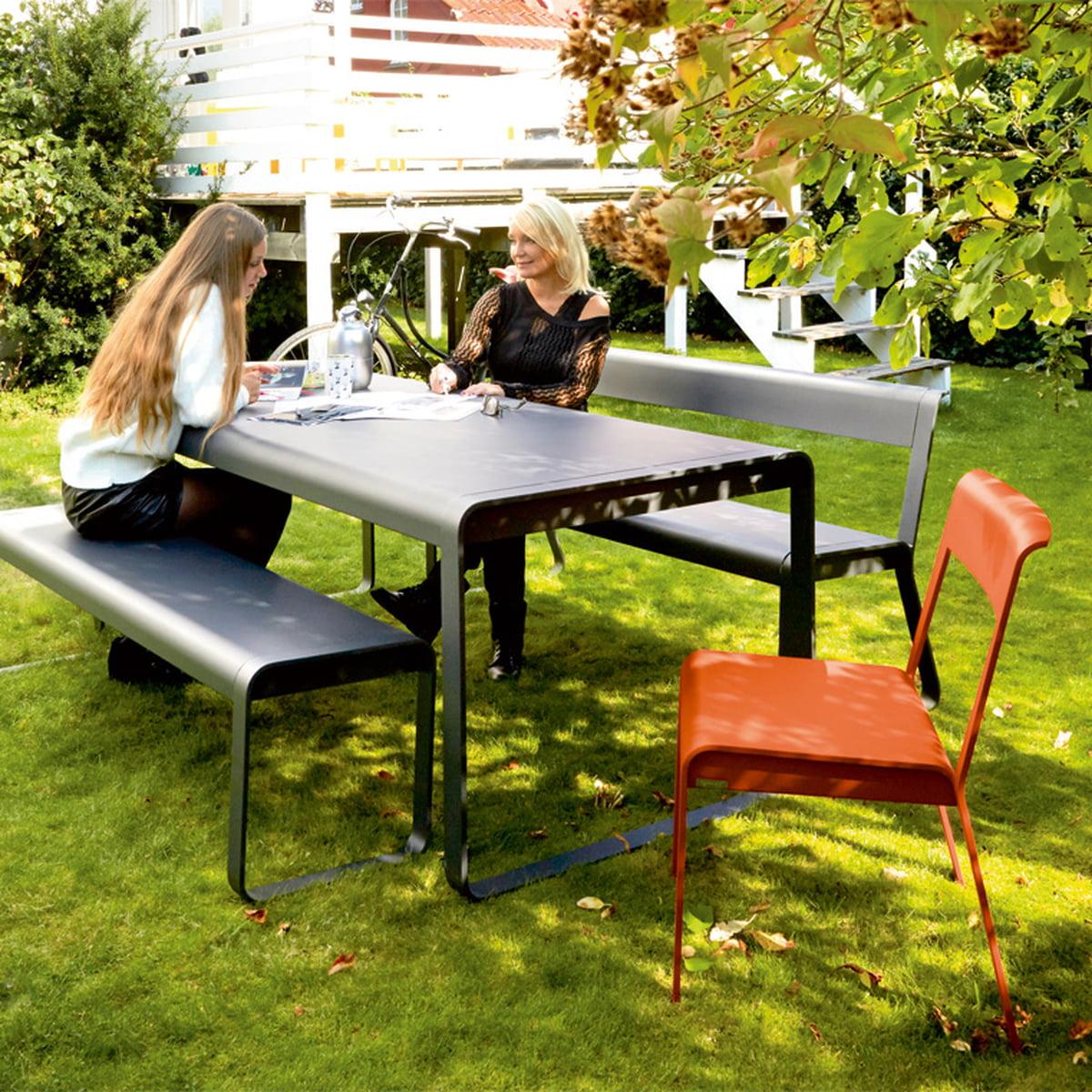 bellevie gartenstuhl von fermob bei. Black Bedroom Furniture Sets. Home Design Ideas