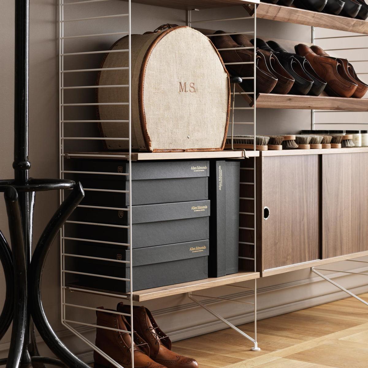 20 cm regalboden string kaufen. Black Bedroom Furniture Sets. Home Design Ideas