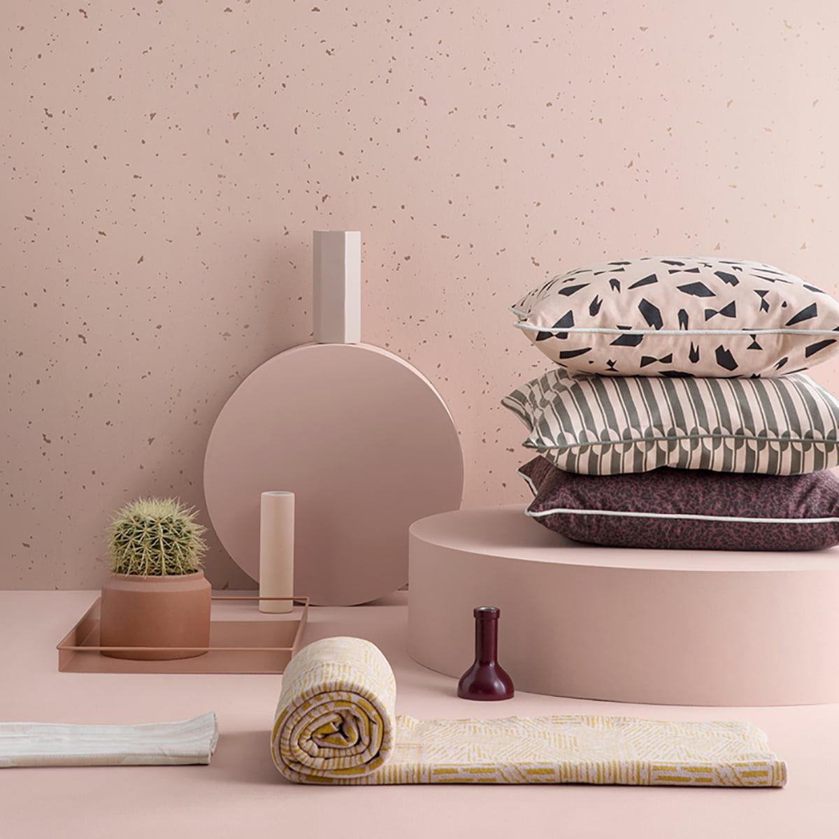 arch kissen von ferm living bei. Black Bedroom Furniture Sets. Home Design Ideas