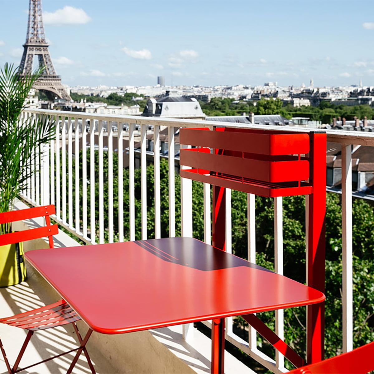 bistro balkon tisch von fermob bei. Black Bedroom Furniture Sets. Home Design Ideas