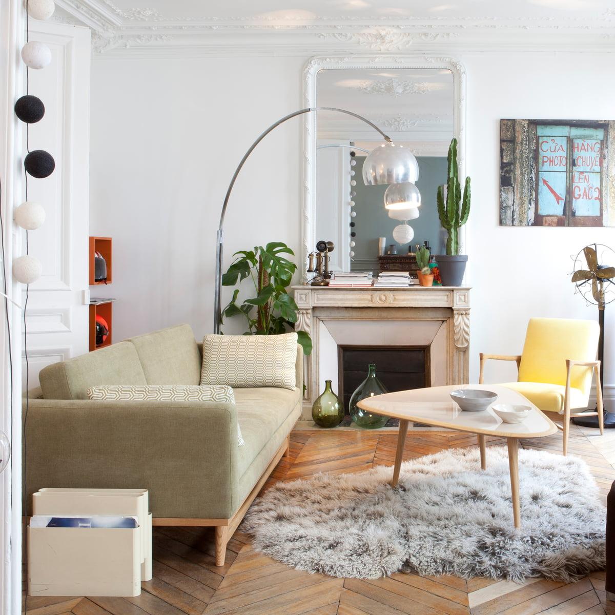 Fifties sofa von red edition bei kaufen for Design wohnzimmer