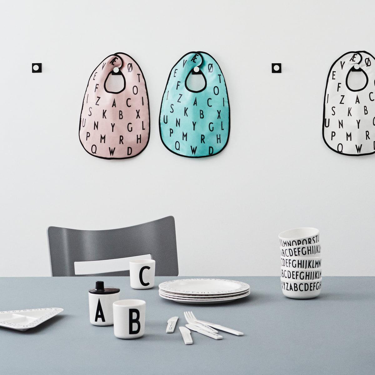 melamin besteck set von design letters bei. Black Bedroom Furniture Sets. Home Design Ideas