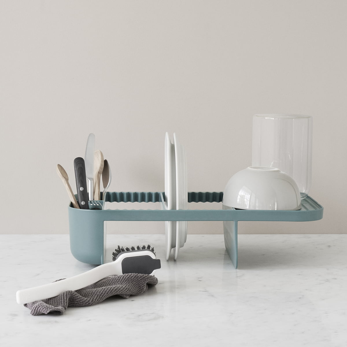 dishy sp lsch ssel und abtropfbrett. Black Bedroom Furniture Sets. Home Design Ideas