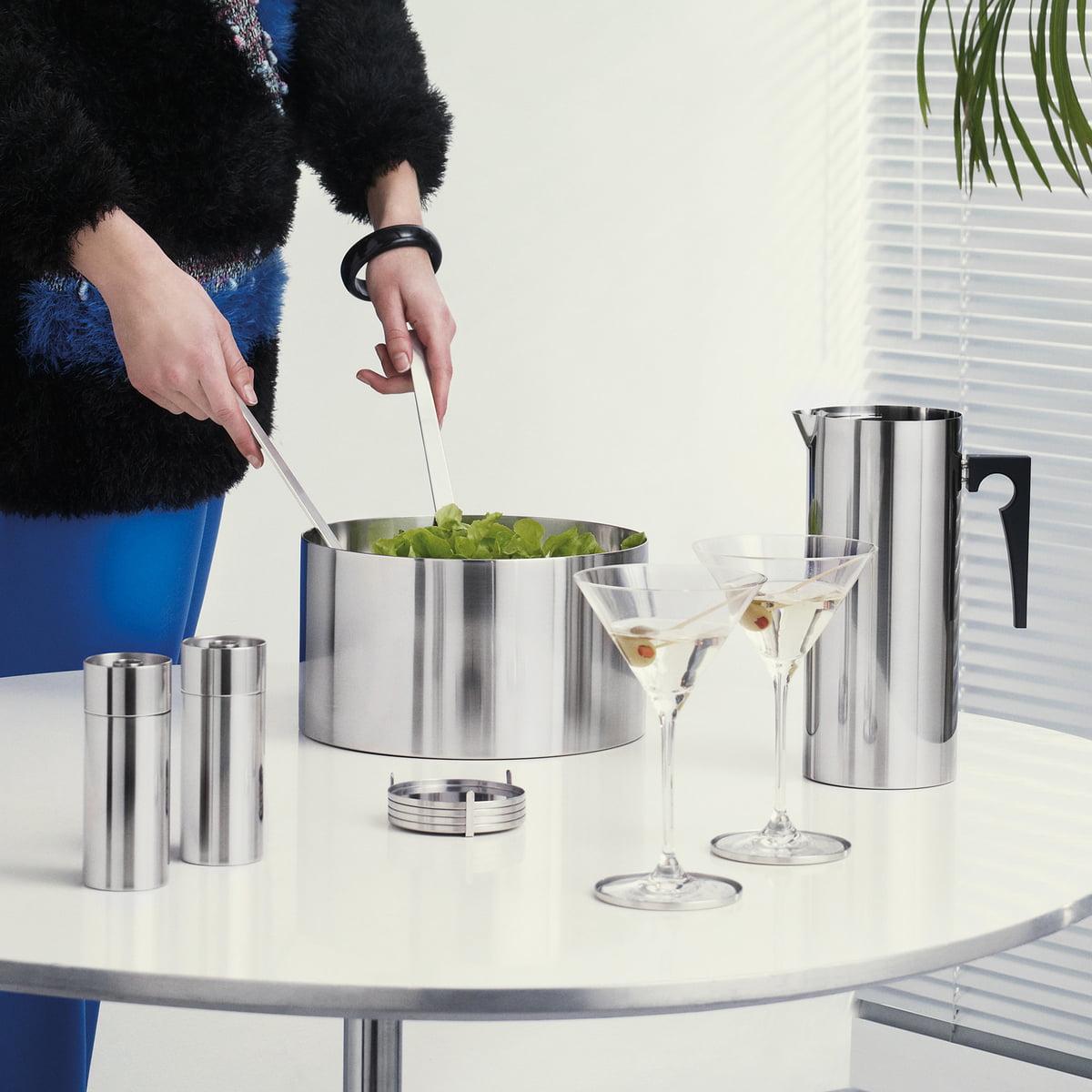 cylinda line salatsch ssel von stelton. Black Bedroom Furniture Sets. Home Design Ideas